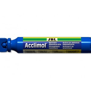 Кондиціонер для води антистрес Acclimol JBL 100мл/400л (23071)