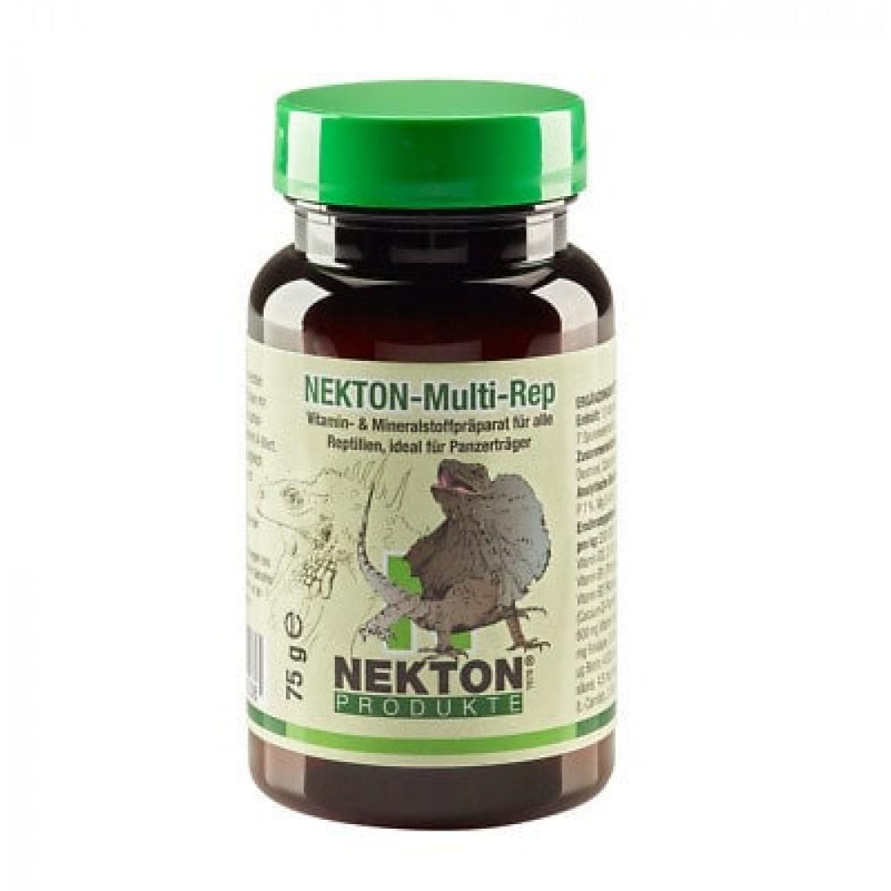 Витаминно-минеральный комплекс для всех видов рептилий Nekton Multi Rep 75гр (220075)
