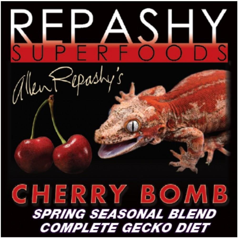 Корм для рептилій Cherry Bomb REPASHY 84гр