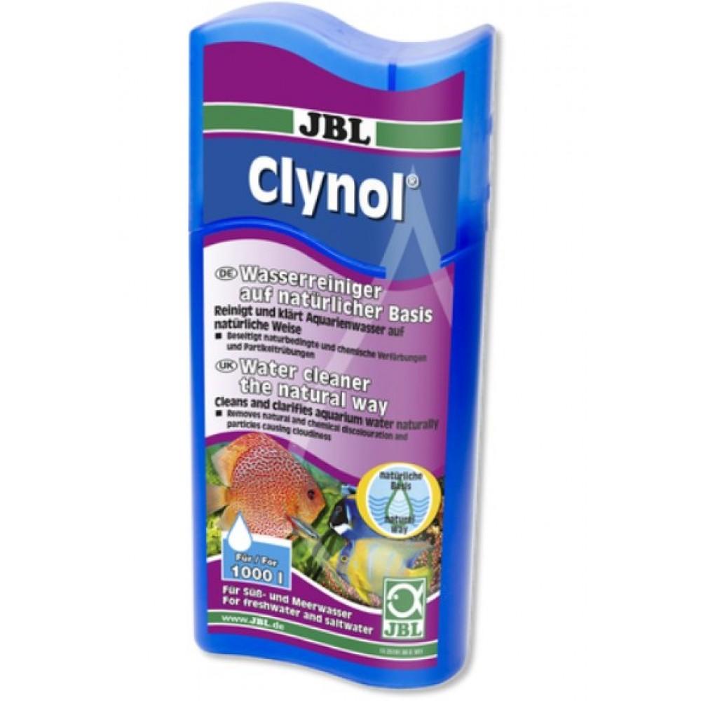 Кондиционер для очистки воды Clynol JBL 100мл (25190)