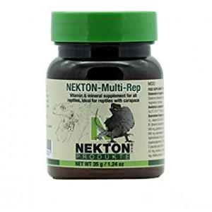 Витаминно-минеральный комплекс для всех видов рептилий Nekton Multi Rep 35гр (220035)