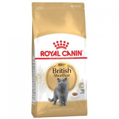 ROYAL CANIN BRITISH SHORTHAIR, 2KG