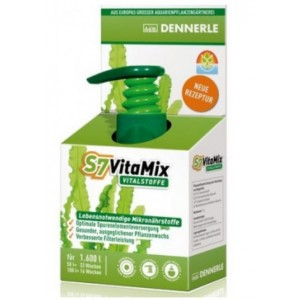 Добриво для акваріумних рослин Dennerle S7 VitaMix комплексне 100мл (4544)