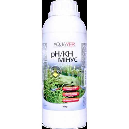 AQUAYER pH/KH минус 1л