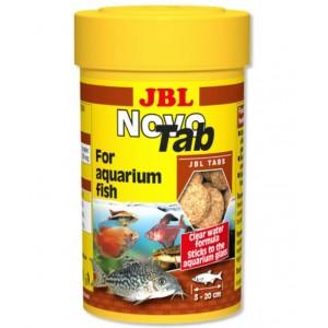 Корм для акваріумних риб JBL NovoTab 250мл (30240)