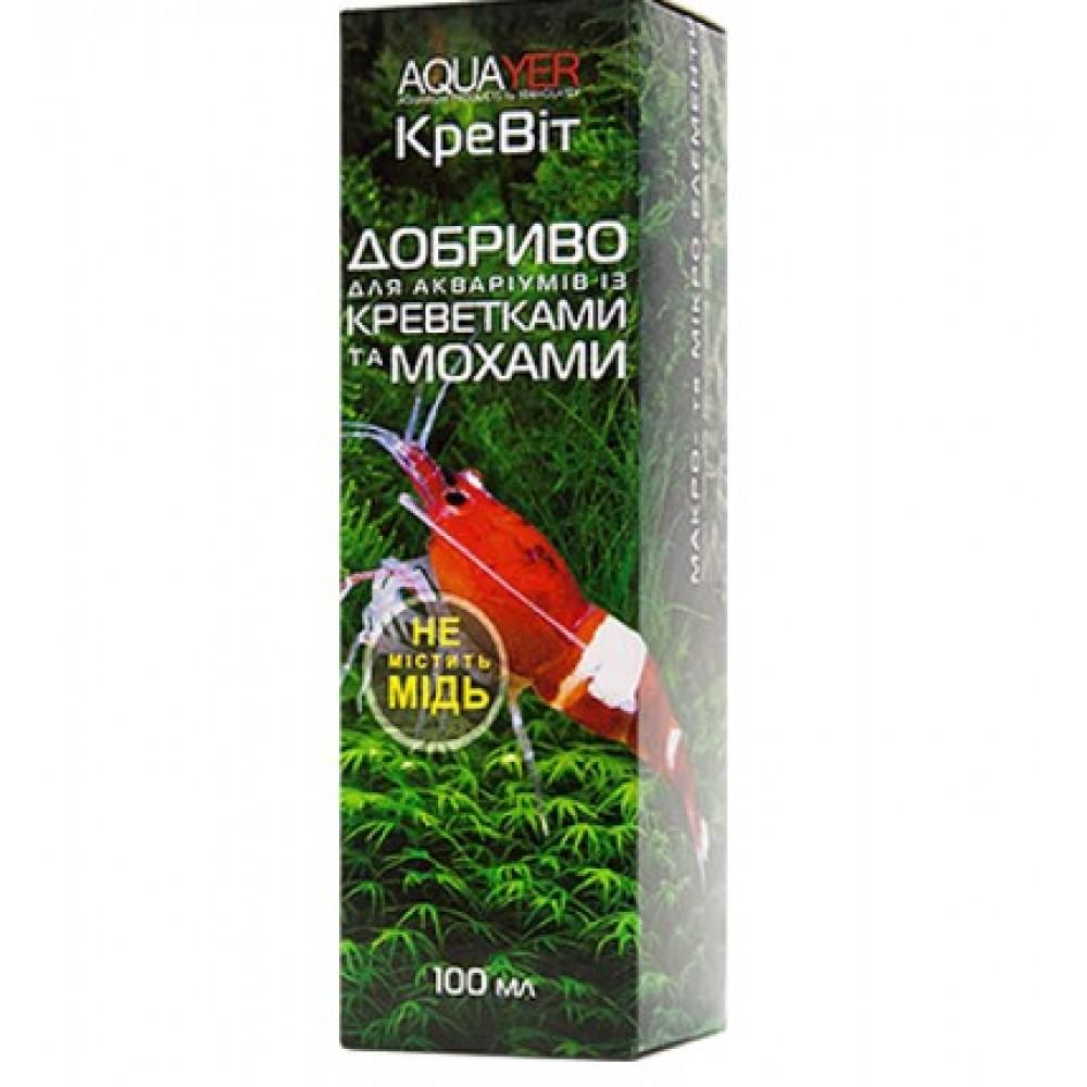 Добриво для акваріумних рослин AQUAYER Удо Єрмолаєва крев 100мл
