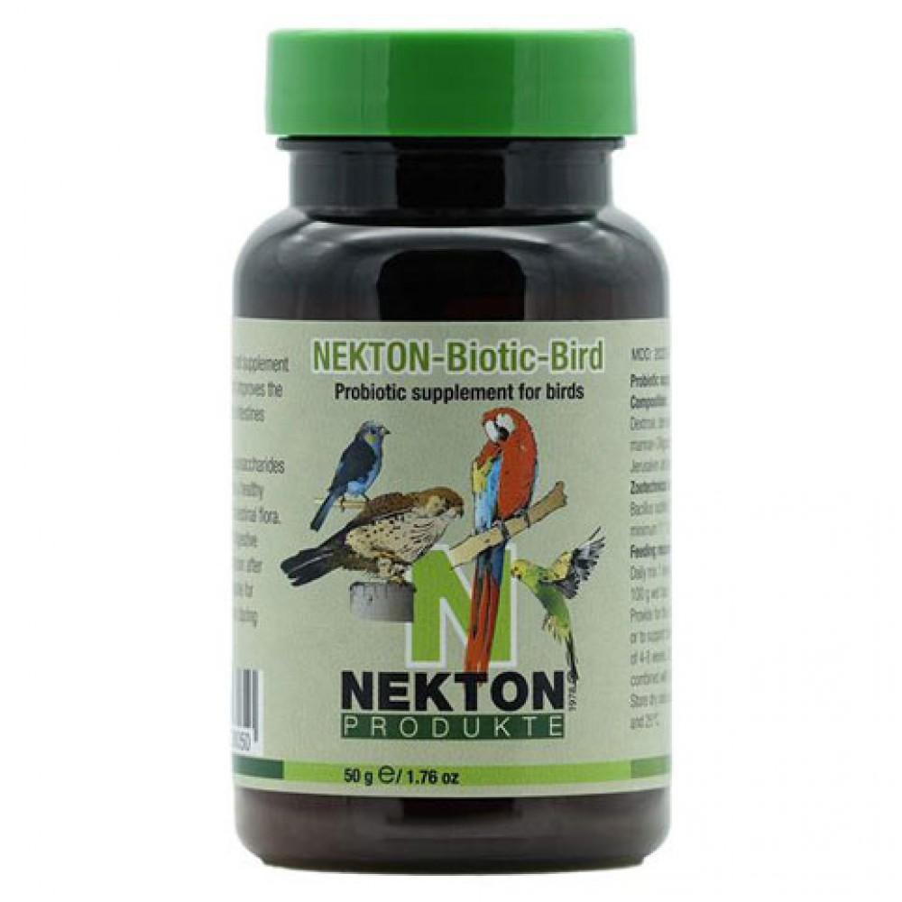 Добавка з пребіотиками для всіх видів птахів Nekton Biotic Bird 50гр (208050)