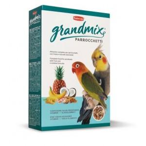 Корм для великих папуг Padovan GrandMix Parrocchetti 0,4 кг (РР00278)