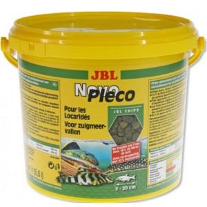 Корм для акваріумних риб JBL Novo Pleco 100гр пакування