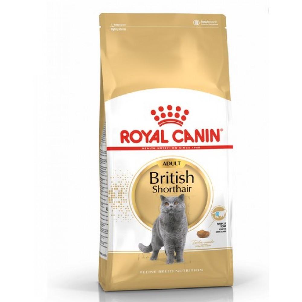 Royal Canin BRITISH SHORTHAIR, 400 гр