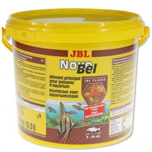 Корм для акваріумних риб JBL NovoBel Flakes 10,5 л (3015900)