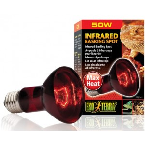 Лампа для тераріуму Exo Terra інфрачервона R20 50W (PT2141)