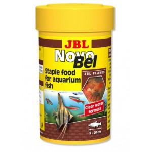 Корм для акваріумних риб JBL NovoBel Flakes 100 мл (30120)