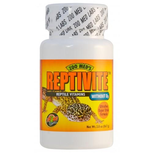Reptivite без вітаміна D3 Zoo Med 56,7гр (ZM-A35-2E)