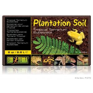 "Наповнювач субстрат ""Plantation Soil"" д / террар. 8,8 л PT2770"