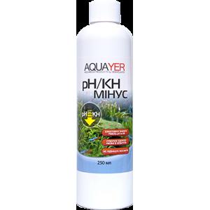 AQUAYER pH / KH мінус 250мл
