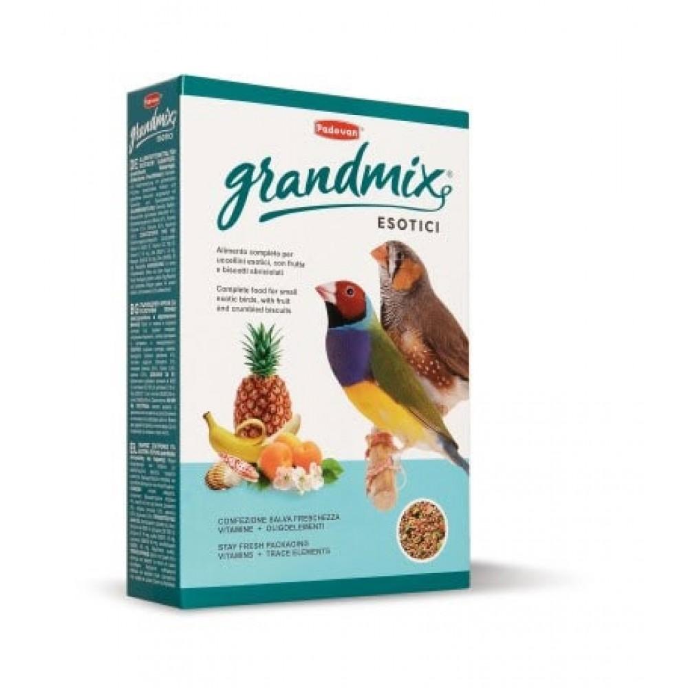 Корм для екзотичних птахів Padovan GrandMix Esotici 0,4 кг (PP00277)