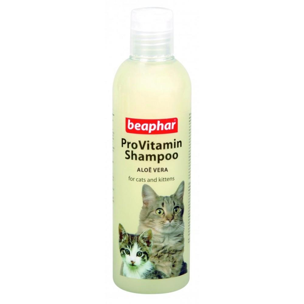 Шампунь с маслом макадамия для кошек и котят 250 мл 18237
