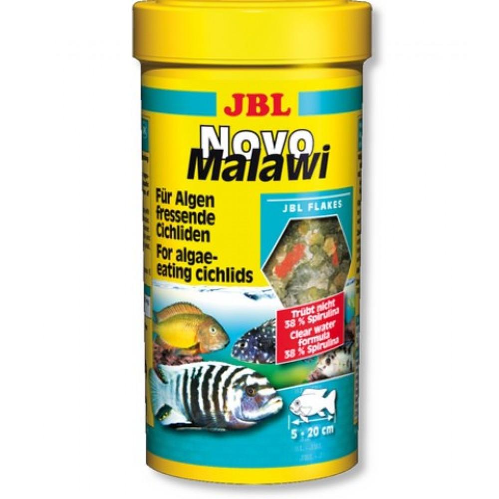 Корм для аквариумных рыб JBL NovoMalavi 250мл (30010)