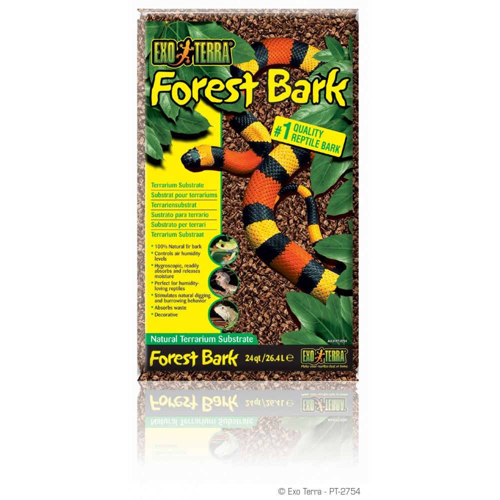"Наповнювач ""Forest Bark"" д / террар. 26,4л PT2754"