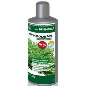 Удобрение для аквариумных растений Dennerle NPK Booster удо для акваскейпинг 100мл (4533)