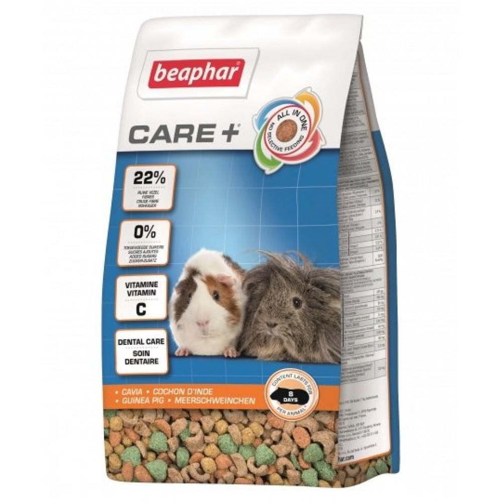 Повноцінний корм супер-преміум класу для морських свинок CARE + Guinea Pig 1,5 кг