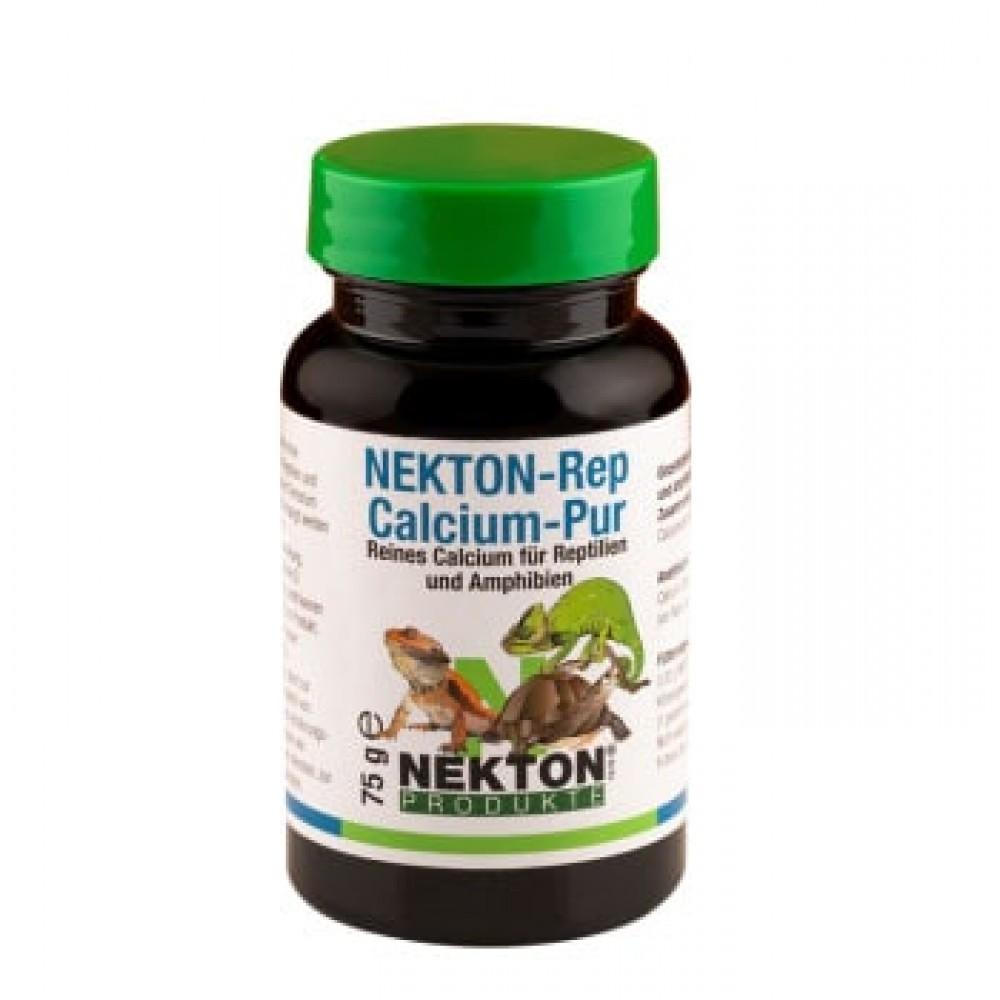 Добавка из чистого кальция для рептилий и амфибий Nekton Rep Calcium Pur 75гр (228075)