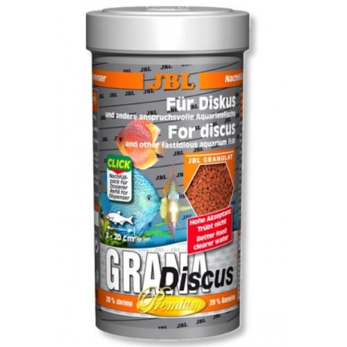 Корм для акваріумних риб JBL Grana Discus преміум 250мл (40520)