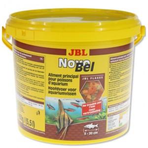 Корм для акваріумних риб JBL NovoBel Flakes 100гр пакування