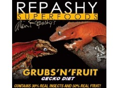 Grubs N Fruit Gecko Diet Repashy 170 гр