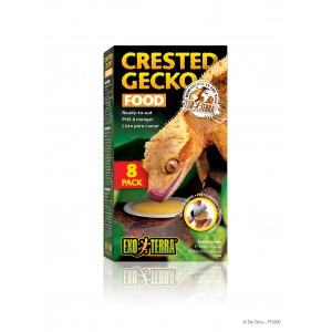 Crested Gecko Food Exo Terra Рідкий корм для бананоїдів PT 3260 PT3271