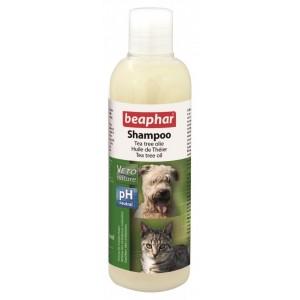 Шампунь з маслом чайного дерева для собак і котів 250 мл 13729