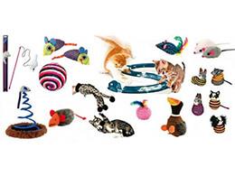 Іграшки для котів