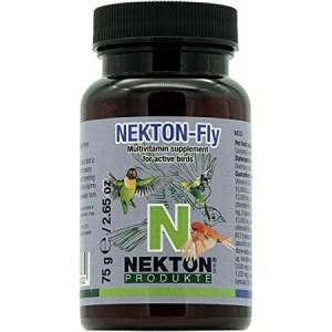 Мультивітамінний комплекс для активних птахів Nekton Fly 75гр (206075)