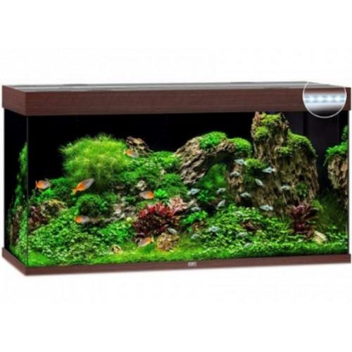 Акваріум Juwel RIO прямокутний 350 LED 350л коричневий (07750)