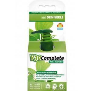 Добриво для акваріумних рослин Dennerle V30 Complete комплексне 50мл (4537)