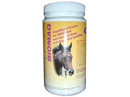Вітаміни та добавки для коней