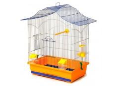 Клітка для птахів Лорі Лорі цинк 470х300х620 мм (Кц060)