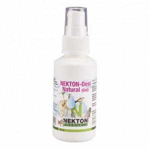 Быстрое дезинфицирующее средство для вольеров или кормушек Nekton Desi Natural 50мл (2620050)