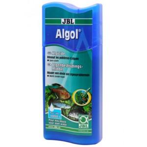 Кондиціонер для боротьби з водоростями Algol JBL 250мл/1000л (23023)