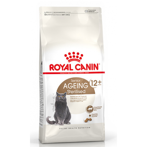 Royal Canin Ageint STERILIZED 12+, 400г