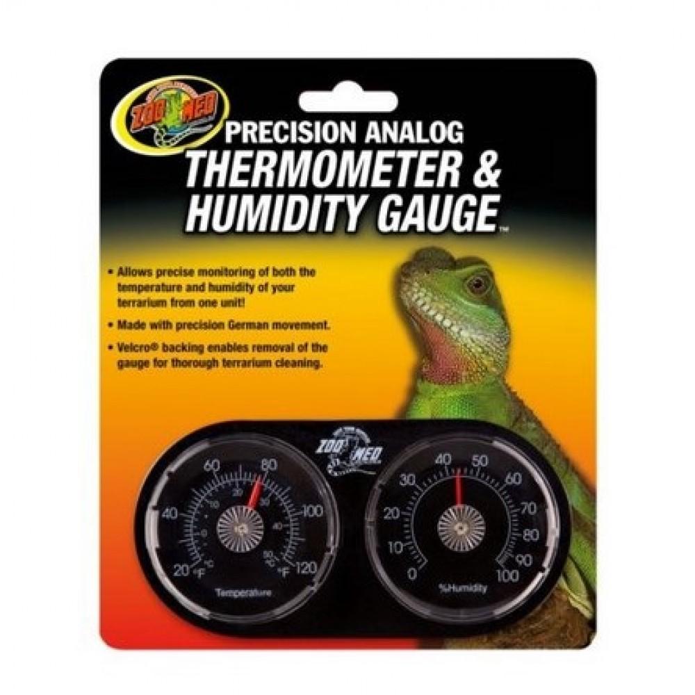 Гігрометер-термометер для тераріуму Zoo Med (ZM-TH-22)
