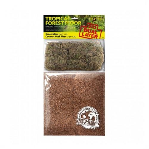 """Наполнитель """"Tropical Forest Floor"""" д/террар. 4,4л PT3114"""