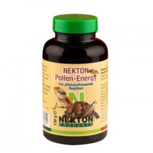 Добавка пилок фарацевтичного значення для травоїдних рептилій Nekton Pollen Energy 130гр (226130)