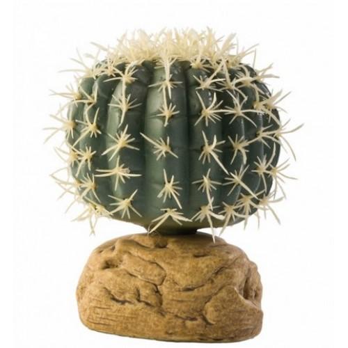 Растение для террариума на подставке Exo Terra Barrel Cactus small (PT2980)