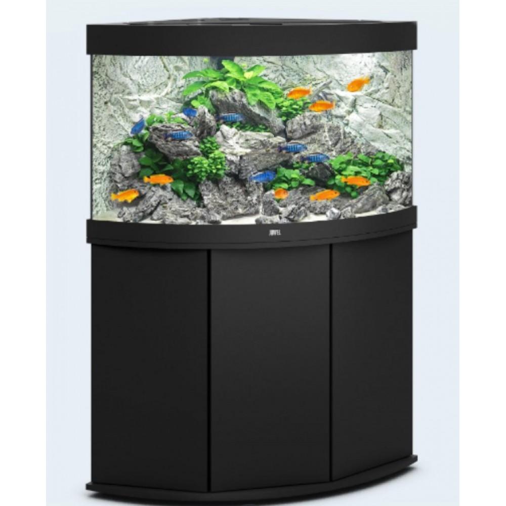 Акваріум Juwel TRIGON кутовий 190 LED 190л чорний (16350)