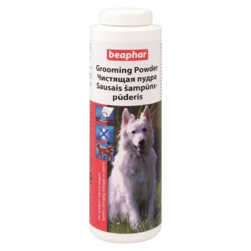 Сухий шампунь для собак Grooming Powder 150 гр 10475