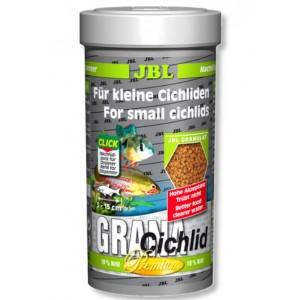 Корм для акваріумних риб JBL Grana Cichlid преміум 250мл (40562)
