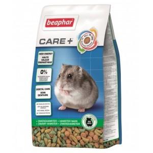 Полноценный корм супер-премиум класса для хомяков-Джунгарики CARE + Dwarf Hamster 700 гр