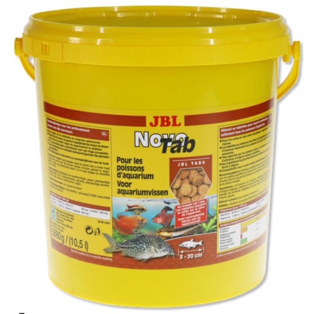 Корм для акваріумних риб JBL NovoTab 25гр пакування